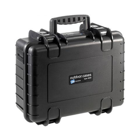 Transport case B&W International ProAudio Case 4000/leer