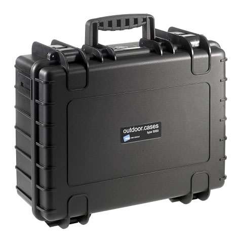 Transportcase B&W International ProAudio Case 5000/leer