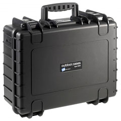 B&W International ProAudio Case 5000/leer « Case de transporte