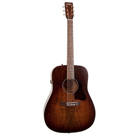 Acoustic Guitar Art & Lutherie Americana Bourbon Burst QIT