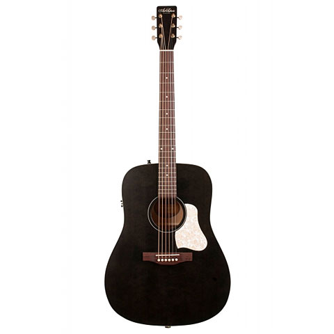 Westerngitarre Art & Lutherie Americana Faded Black QIT