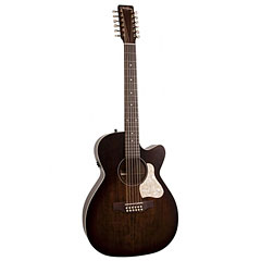 Art & Lutherie Legacy 12 Bourbon Burst QIT « Guitare acoustique