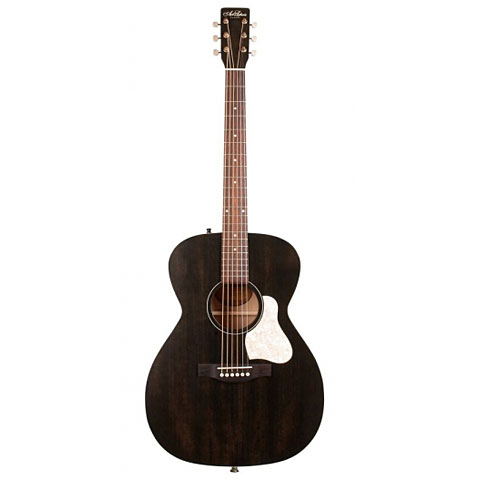 Guitarra acústica Art & Lutherie Legacy Faded Black