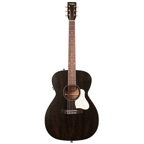 Guitarra acústica Art & Lutherie Legacy Faded Black QIT