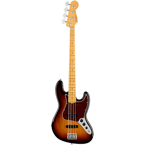 Fender American Professional II Jazz Bass MN 3TSB « Electric Bass Guitar