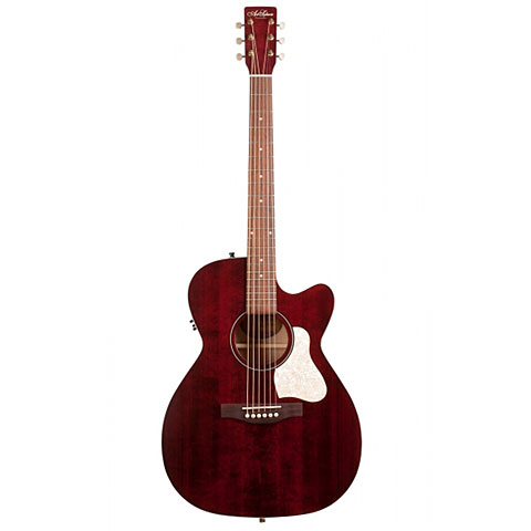Guitare acoustique Art & Lutherie Legacy Tennessee Red, CW, QIT