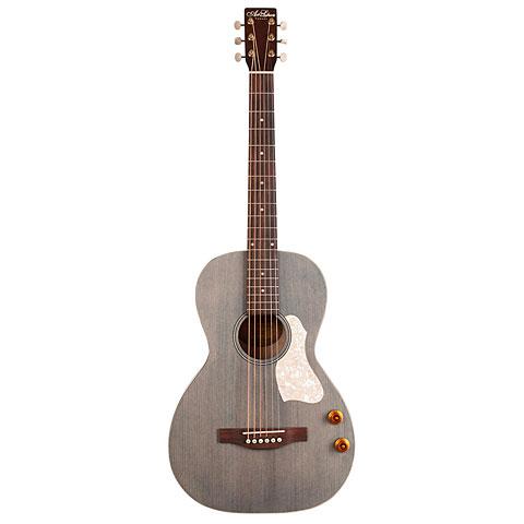 Guitare acoustique Art & Lutherie Roadhouse Denim Blue Q-Discrete
