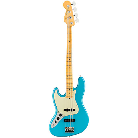 Fender American Professional II Jazz Bass LH MN MBL « Lefthanded Bass Guitar