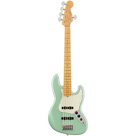 Fender American Professional II Jazz Bass V MN MYST SFG « Basse électrique