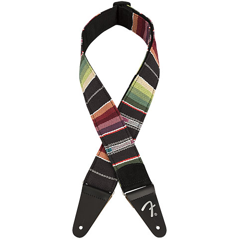 Correas guitarra/bajo Fender Sonoran Strap Dusk