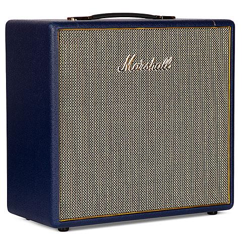 Pantalla guitarra eléctrica Marshall Studio Vintage SV1112D3 Navy Levant Sp.Edition