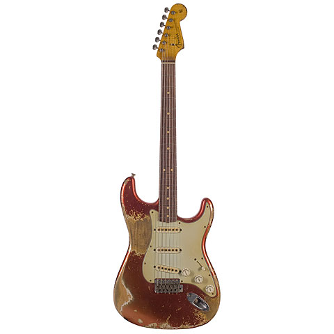 Fender Custom Shop 63 Stratocaster HR CAR « E-Gitarre