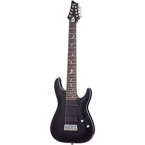 Schecter Damien Platinum 8 « E-Gitarre