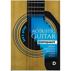 3D-Verlag Let's play Acoustic Guitar compact « Cancionero