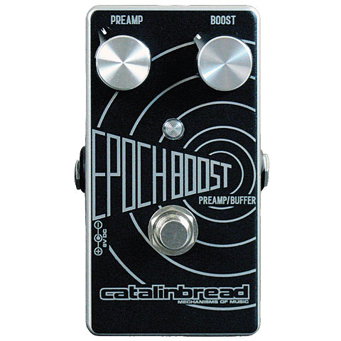 Pedal guitarra eléctrica Catalinbread Epoch Boost
