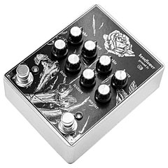 Ground FX Boneflower « Pedal guitarra eléctrica