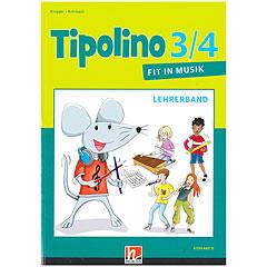 Helbling Tipolino 3/4 Lehrerband « Libros didácticos