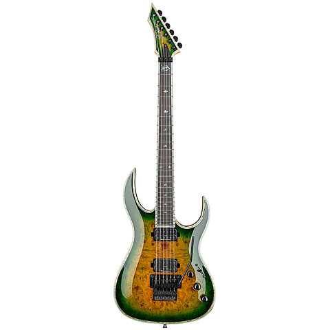 BC Rich Shrredzilla Prophecy Exotic Archtop REY « Guitare électrique