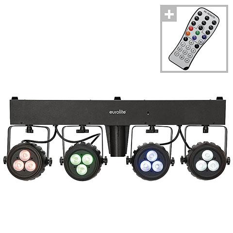 Lichtanlage Eurolite LED KLS-120 Compact Light Set