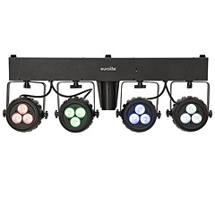 Eurolite LED KLS-120 Compact Light Set « Light-Set