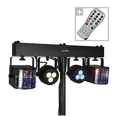 Lichtanlage Eurolite LED KLS-120 FX Compact Light Set