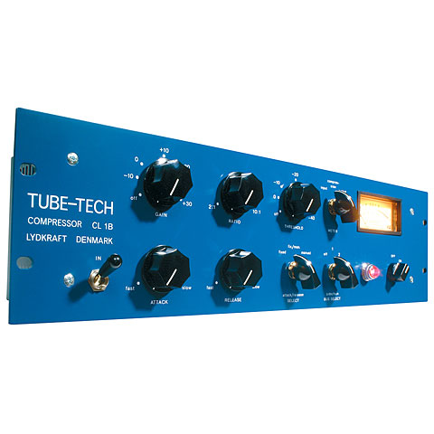 Previo de micrófono Tube-Tech CL 1B