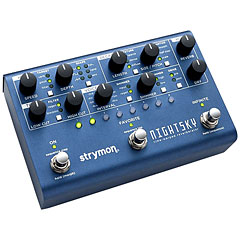 Strymon NightSky Time-Warped Reverberator « Guitar Effect
