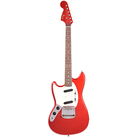 Fender Japan Traditional 60 Mustang LH CAR « E-Gitarre Lefthand