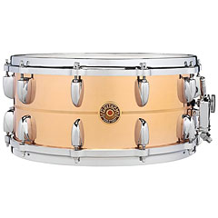 "Gretsch Drums USA 14"" x 6,5"" Bronze Snare « Caisse claire"