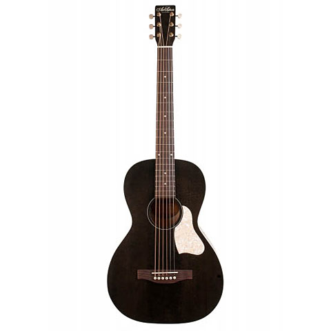 Westerngitarre Art & Lutherie Roadhouse Faded Black A/E