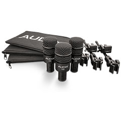 Audix D2 Trio « Microphone