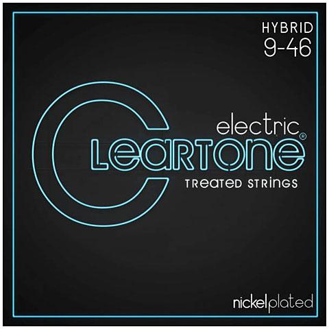 Corde guitare électrique Cleartone Electric Hybrid 9-46