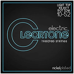 Cleartone Electric Light Top/Heavy Bottom 10-52 « Electric Guitar Strings