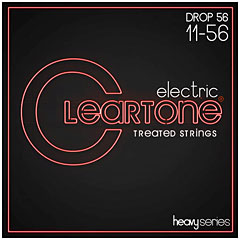 Cleartone Monster Series Electric Drop D 11-56 « Electric Guitar Strings