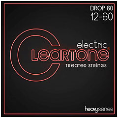 Cleartone Monster Series Electric Drop C# 12-60 « Saiten E-Gitarre