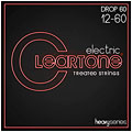 Saiten E-Gitarre Cleartone Monster Series Electric Drop C# 12-60