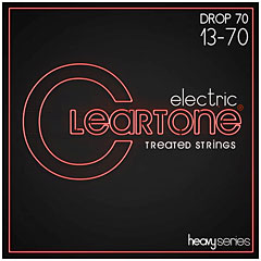 Cleartone Monster Series Electric Drop C 13-70 « Electric Guitar Strings