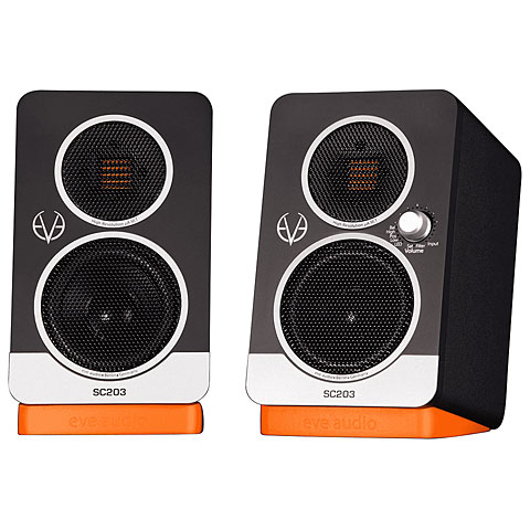 Enceintes actives EVE Audio SC203