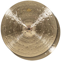 "Meinl Byzance Foundry Reserve 16"" HiHat « Cymbale Hi-Hat"