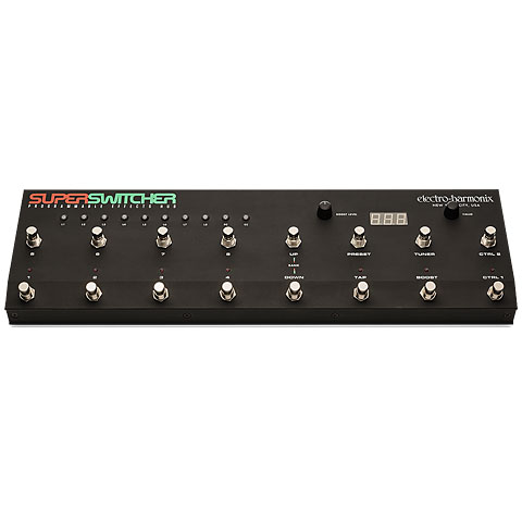 Little Helper Electro Harmonix Super Switcher
