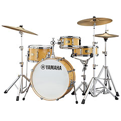 "Yamaha Stage Custom Hip 20"" Natural Wood Shell Pack « Schlagzeug"
