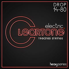Cleartone Monster Series Electric Drop A 14-80 « Electric Guitar Strings