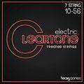 Saiten E-Gitarre Cleartone Monster Series 7-String 10-56