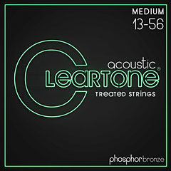 Cleartone Acoustic Phos-Bronze Medium 13-56 « Western & Resonator Guitar Strings