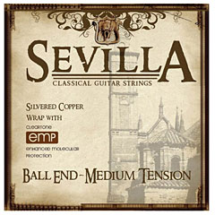 Cleartone Sevilla Treated Classical Med Tension / Ball End « Classical Guitar Strings