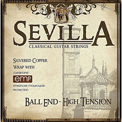 Cleartone Sevilla Treated Classical High Tension / Ball End « Classical Guitar Strings