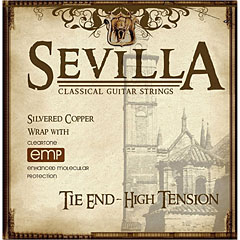 Cleartone Sevilla Treated Classical High Tension / Tie End « Classical Guitar Strings