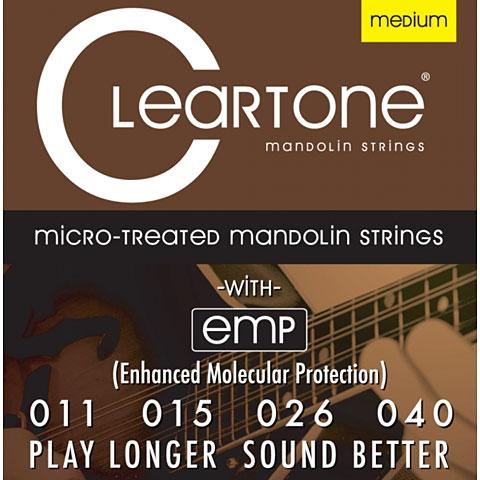 Cordes pour instrument à corde Cleartone Mandolin Phosphor Bronze Medium 11-40