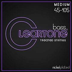 Cleartone Bass Medium 45-105 « Electric Bass Strings