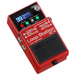 Boss RC-5 Loop Station « Pedal guitarra eléctrica